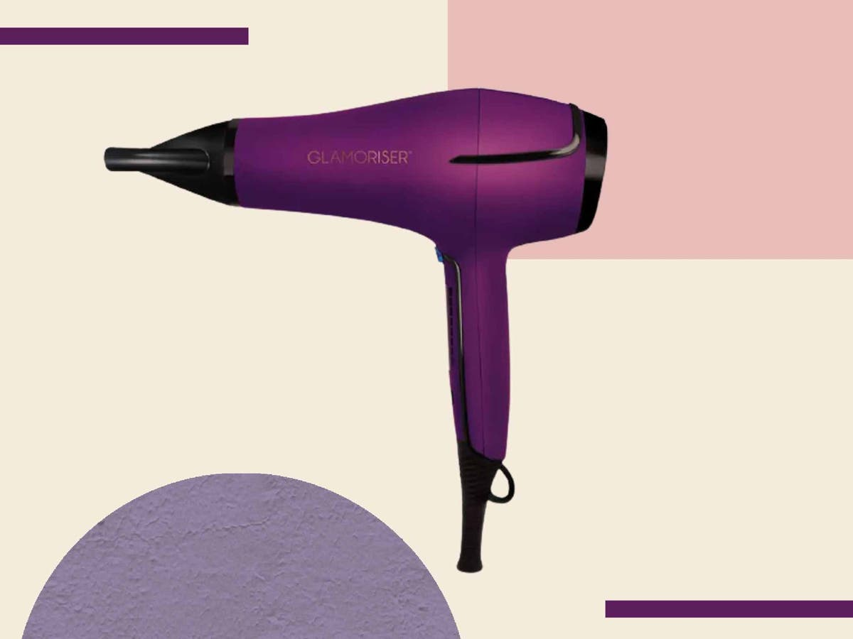 Can Glamoriser's salon results touch dryer really tame frizz? Here's our verdict