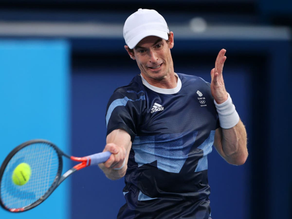 When does Andy Murray vs Felix Auger-Aliassime start?