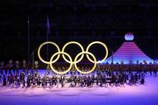 Seeds sown by Tokyo 1964 athletes grew wood used in 2021 Olympic rings