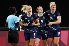 Japan vs Great Britain predicted line-ups: Team news ahead of Tokyo 2020 fixture today