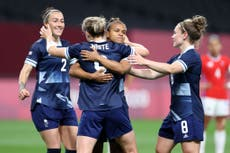 Is Japan vs Great Britain on TV? Kick-off time, channel and how to watch Tokyo 2020 fixture today