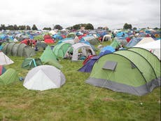 UK Weekend Weather: Yellow thunderstorm warning issued as 40,000 flock to Latitude festival