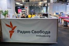 俄罗斯指定媒体机构, 记者, 作为国外代理