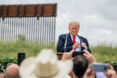 UNESCO calls on US to end construction of Trump's border wall over threats to world heritage site and wildlife