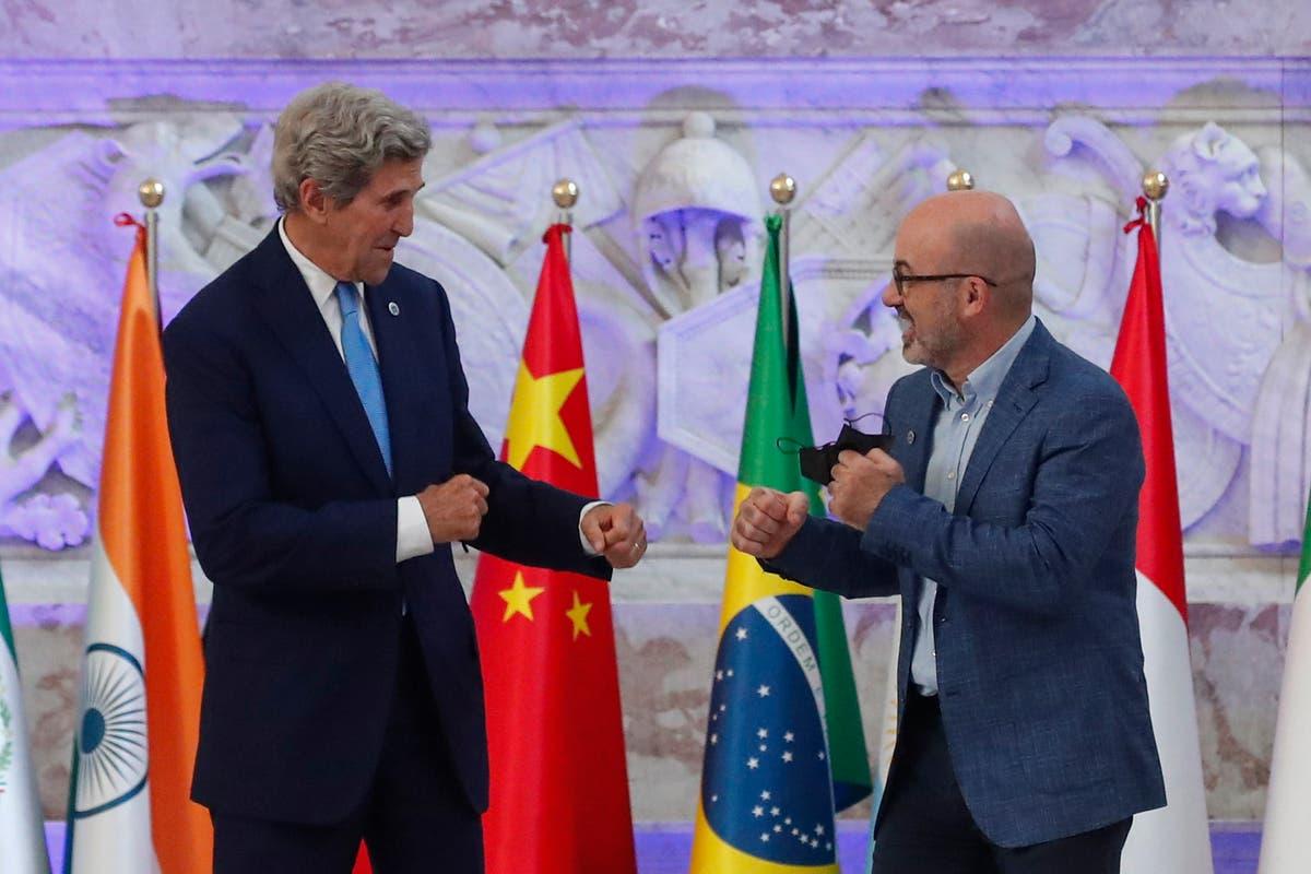 意大利: Many G20 nations want more urgent climate goals