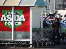Five arrested as GMB union condemns 'horrific' attack on Asda employees