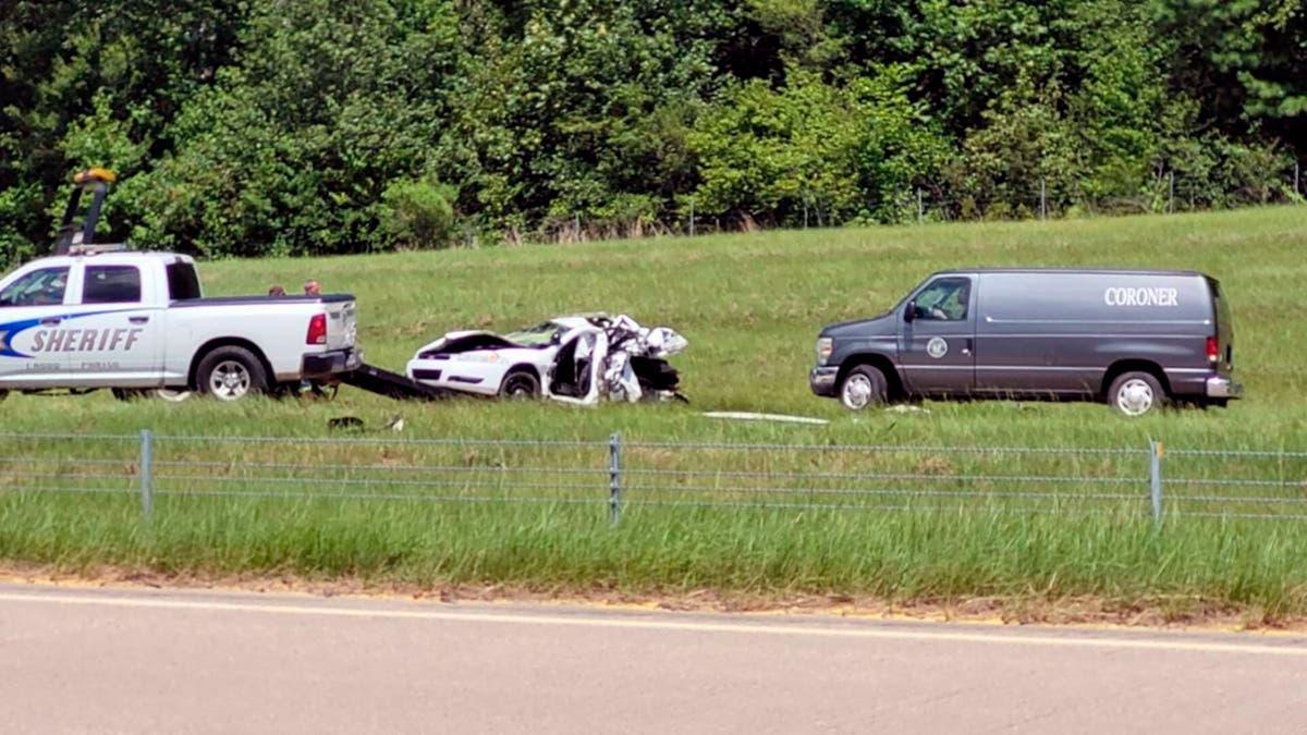 Louisiana auxiliary deputy, 82, killed working at crash site