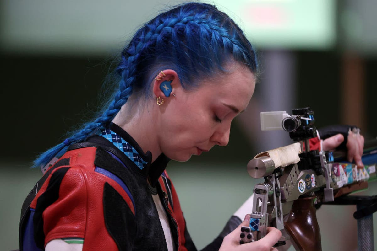 Tokyo 2020: Great Britain feel the heat in shooting and archery events
