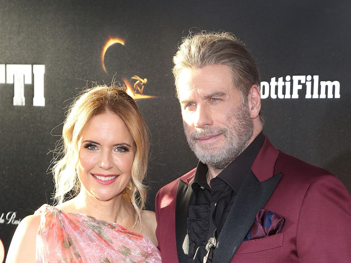 John Travolta pays tribute to late wife Kelly Preston's final film: 'She was very proud of it'