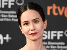 Fantastic Beasts star Katherine Waterston says trans rights message felt 'important to communicate' after JK Rowling controversy