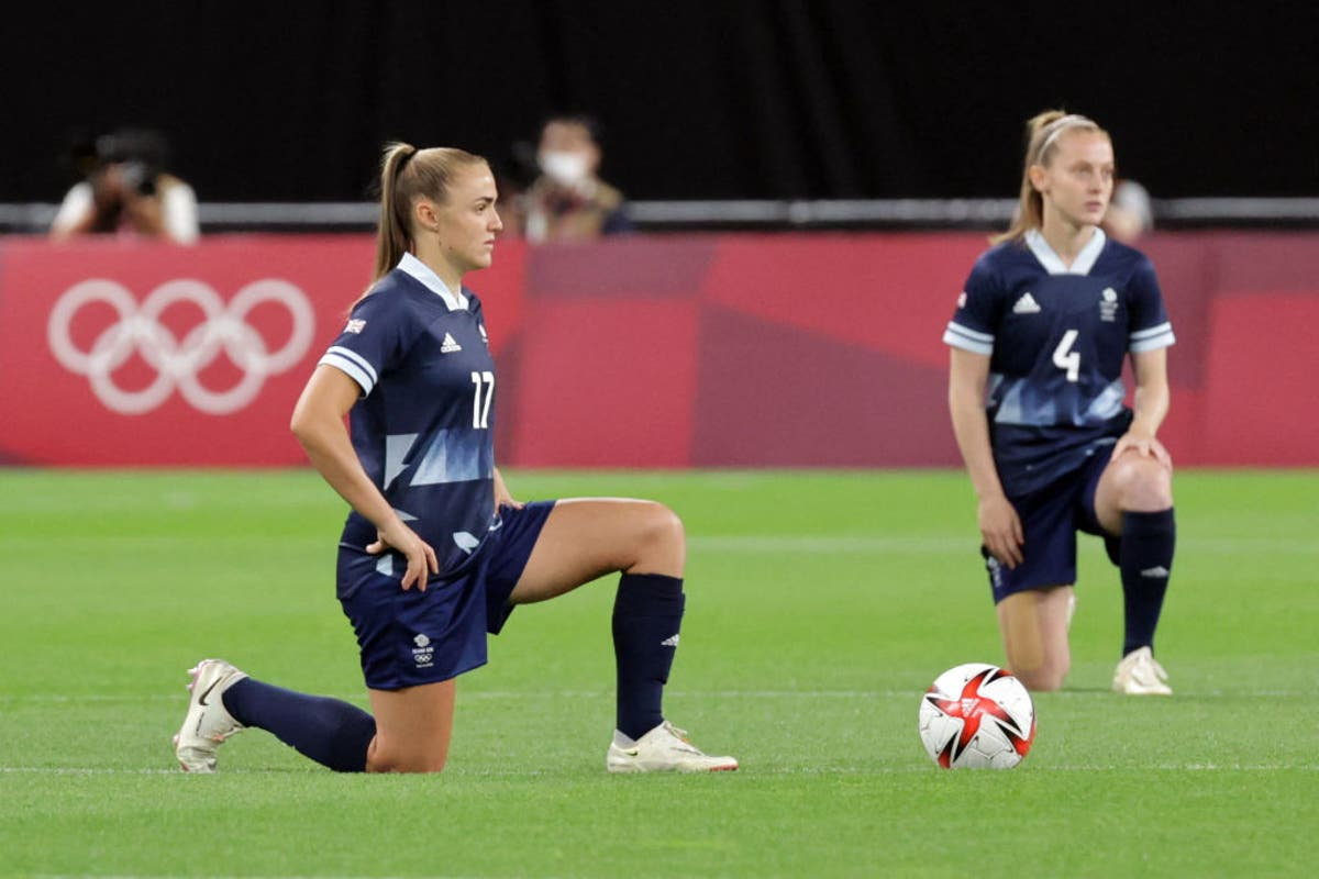 Japan vs Great Britain live at Tokyo Olympics - follow