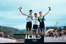 Richard Carapaz wins explosive Tokyo Olympics cycling road race over Mount Fuji for Ecuador