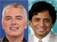 John Barrowman sparks backlash after tagging M Night Shyamalan in criticism about his new film Old