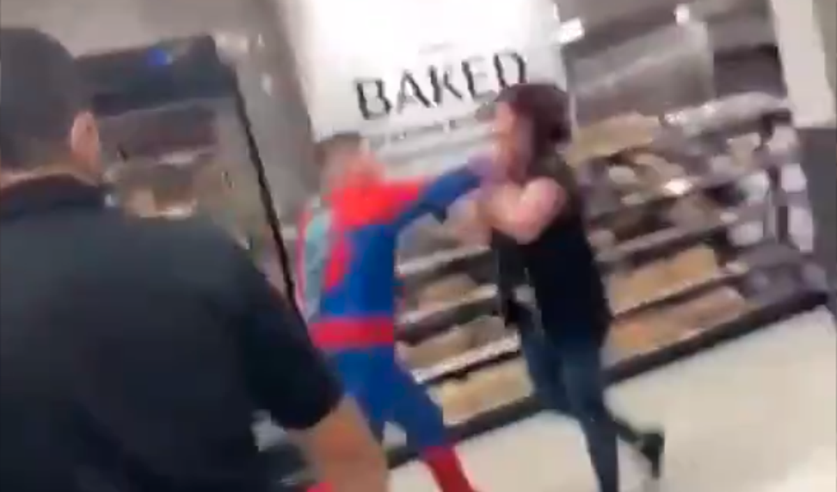 Suspects released on bail as new video of Asda brawl emerges online