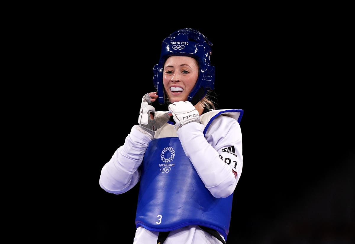 Jade Jones admits absence of family affected her as bid for Team GB history ends
