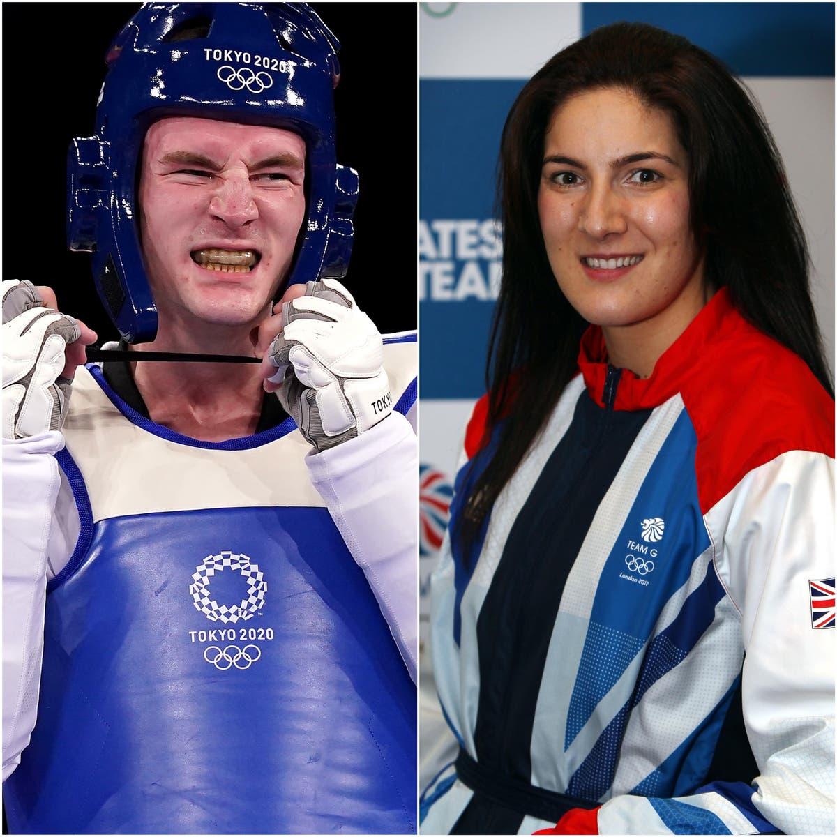 Bradly Sinden continues Team GB taekwondo success started by Sarah Stevenson