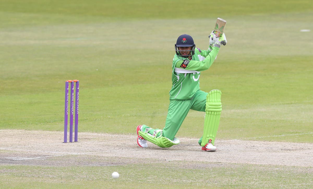 Haseeb Hameed hundred helps Nottinghamshire defeat Warwickshire