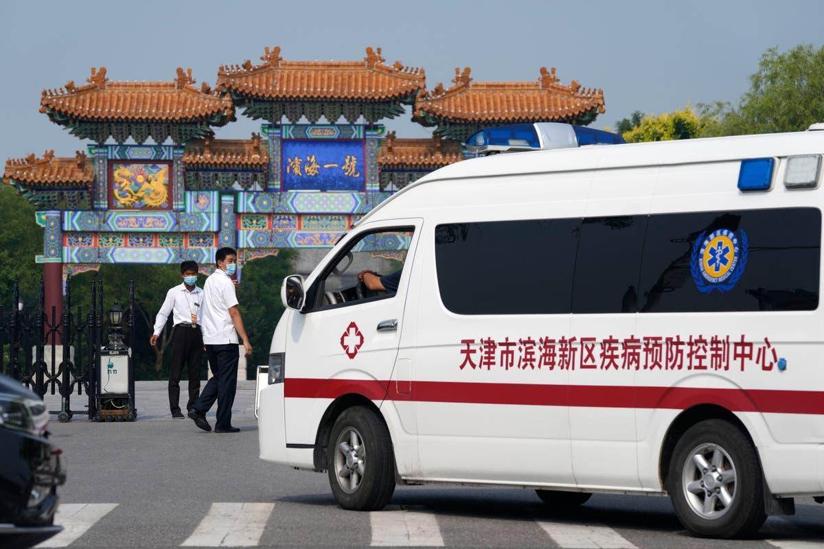 中国の上級米国外交官が関係の悪化について話し合った