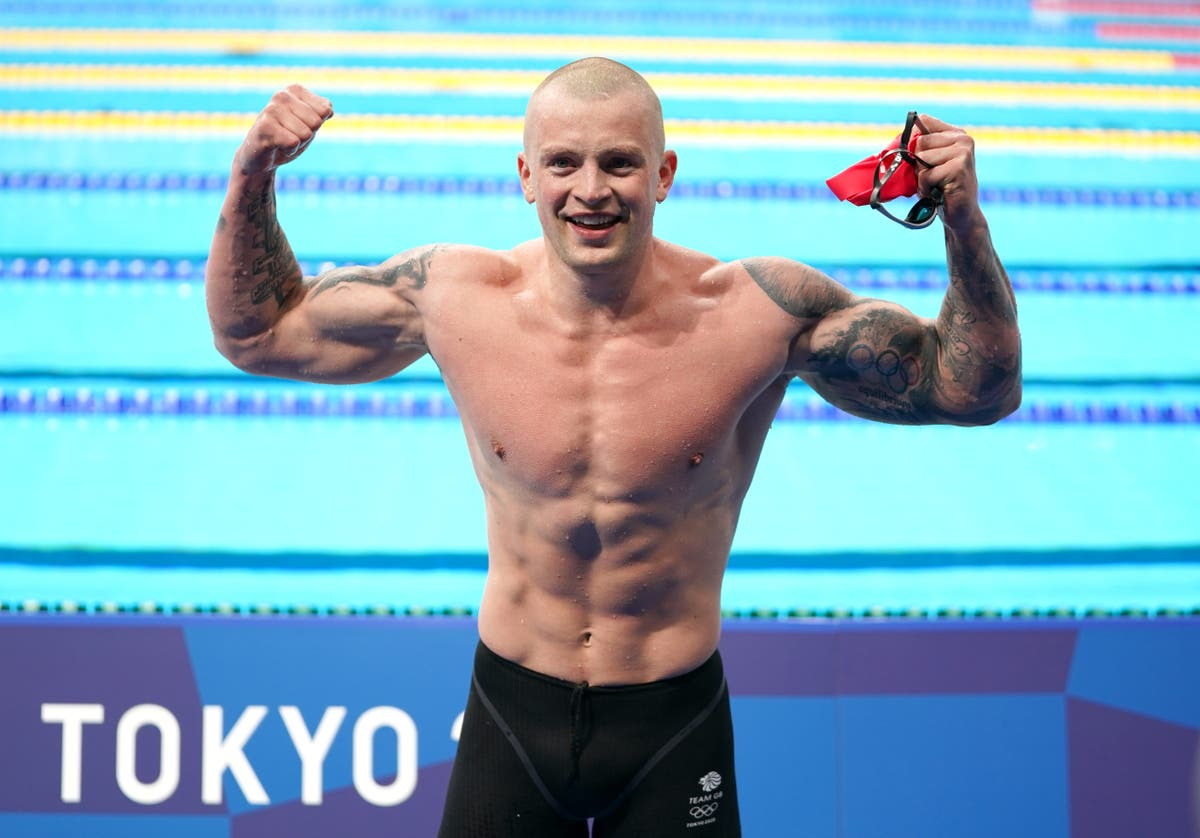Adam Peaty makes history as he earns Britain's first gold medal of Tokyo Games
