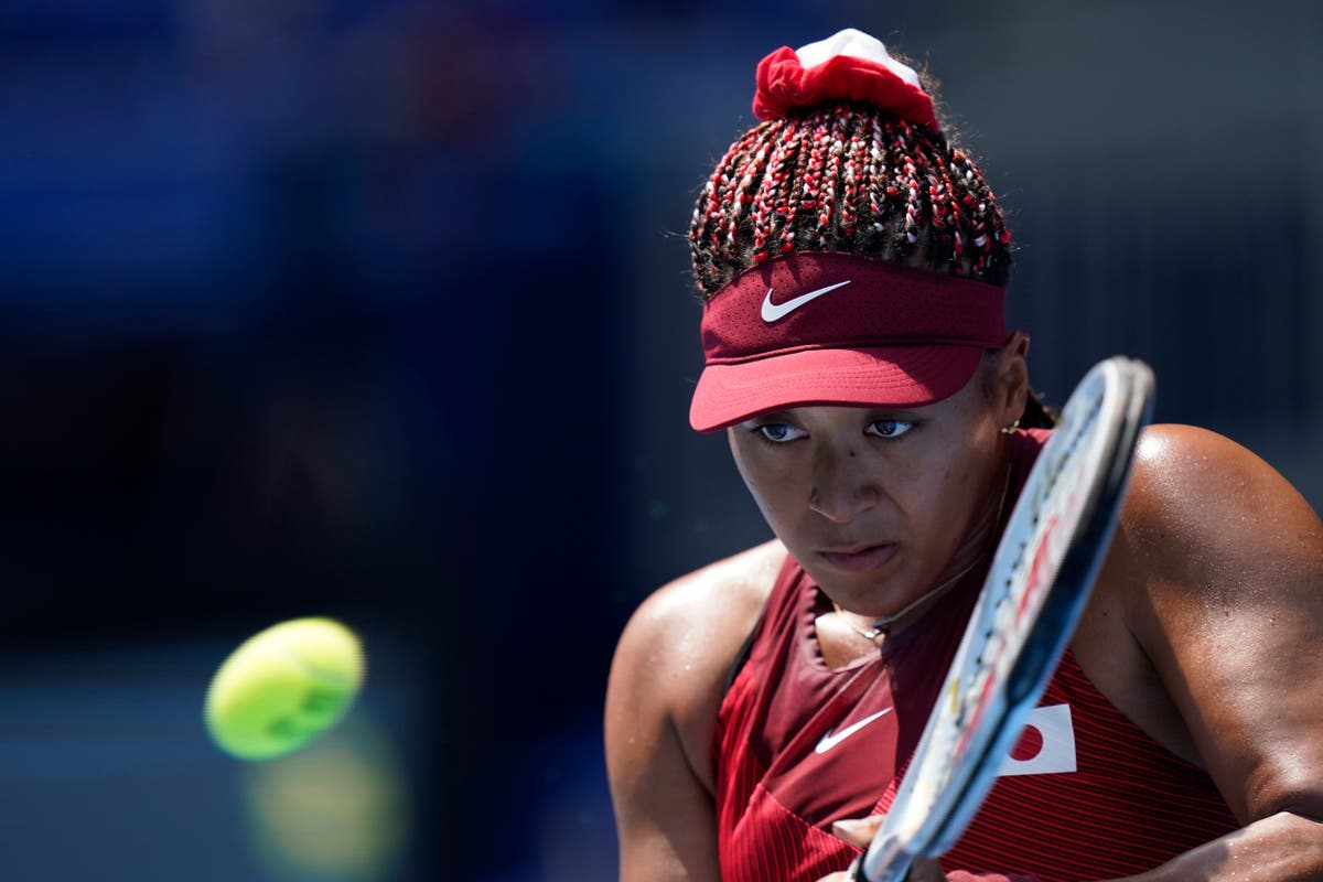 Naomi Osaka cherishing the Olympic experience as she eases into third round