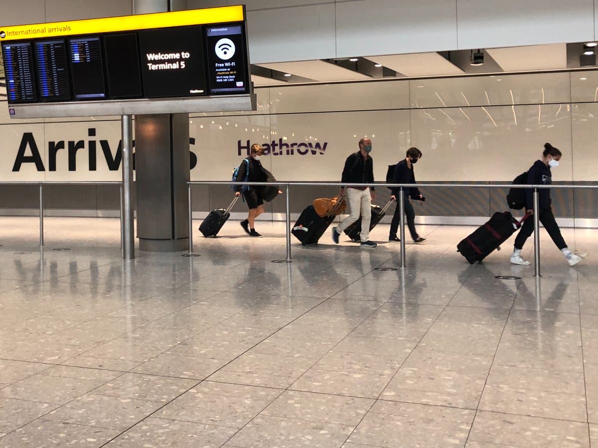 Les règles de voyage pour les voyages à l'étranger «peuvent changer», dit le ministre