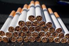 Tobacco firm Philip Morris calls for ban on cigarettes within decade