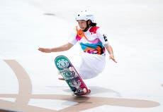 Jeux Olympiques de Tokyo: Momiji Nishiya wins Games' first women's street skateboarding gold aged just 13