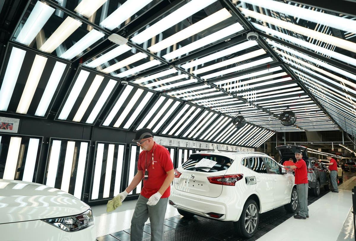 Nissan announces 400 new jobs