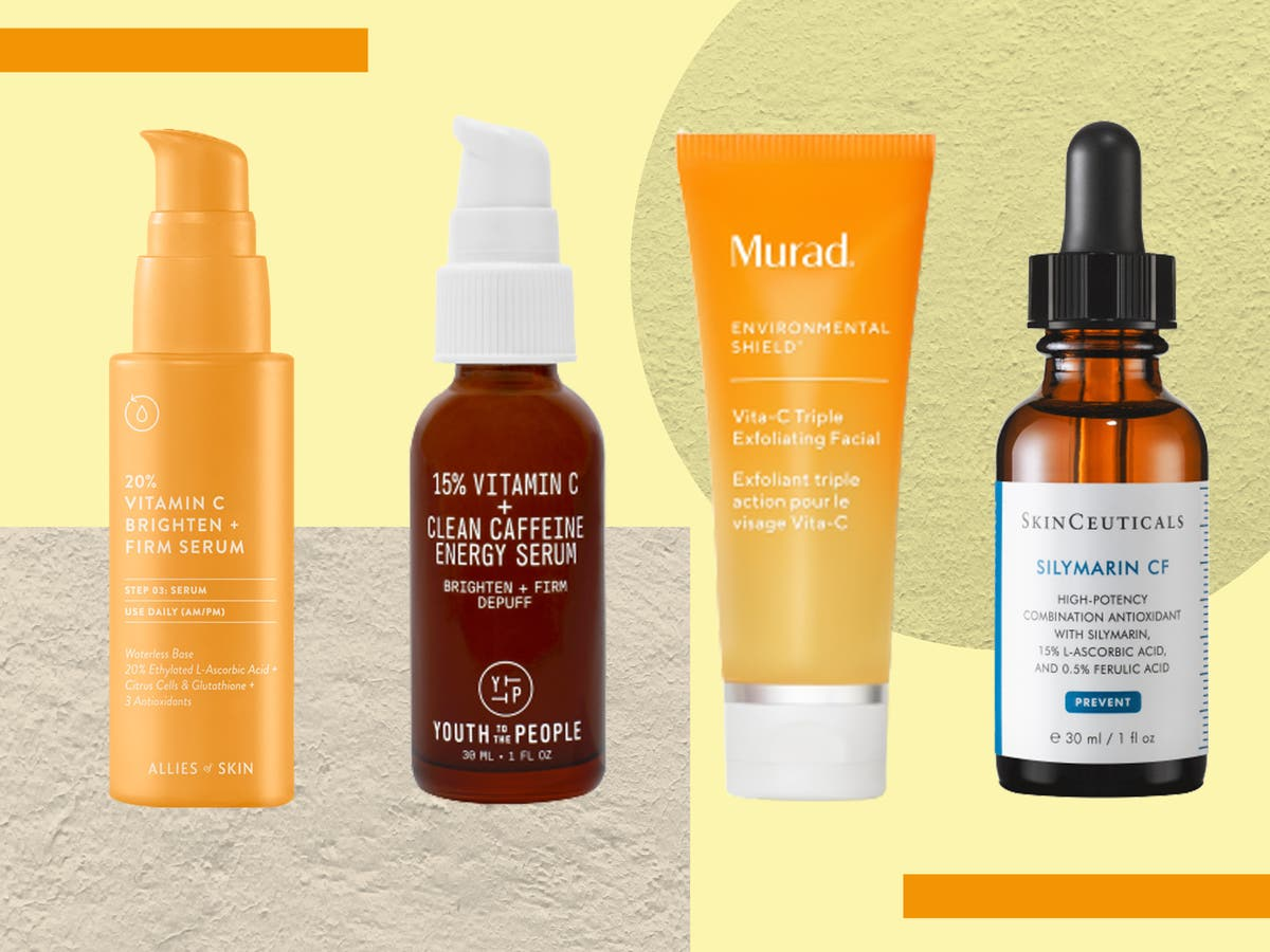 Reveal glowy, smooth skin with the help of these vitamin C skincare products