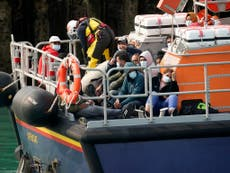 RNLI lifeboat crews suffer 'vile abuse' for rescuing migrants