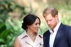 Harry and Meghan's daughter, Lilibet, added to line of succession on royal website seven weeks after birth