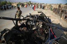 一般的に、ボリス・ジョンソンに、アフガニスタンがテロ基地になるのを阻止するための新しい戦略を打ち出すよう呼びかける