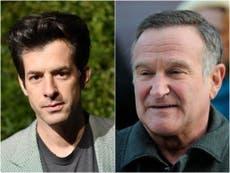 Mark Ronson shares bizarre 'earliest memory' of family friend Robin Williams