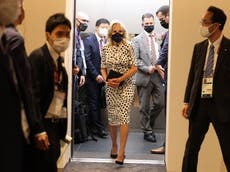Dr Jill Biden earns praise for wearing just one new outfit at the Olympics