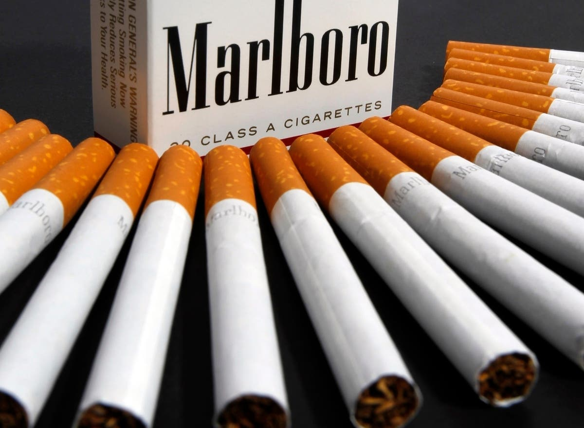 Tobacco CEO sees end to cigarettes in Britain in 10 år