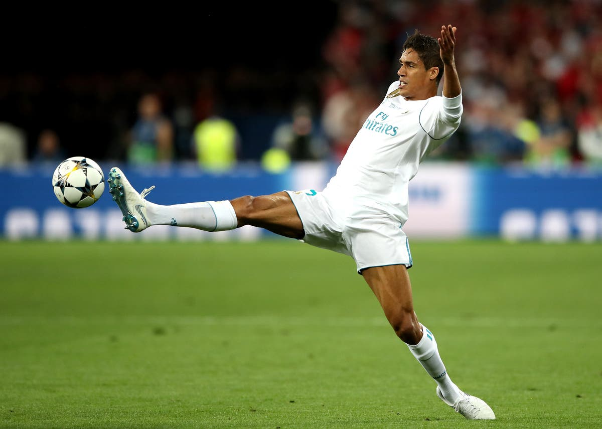 Raphael Varane looks to 'new chapter' at Manchester United in farewell to Real Madrid
