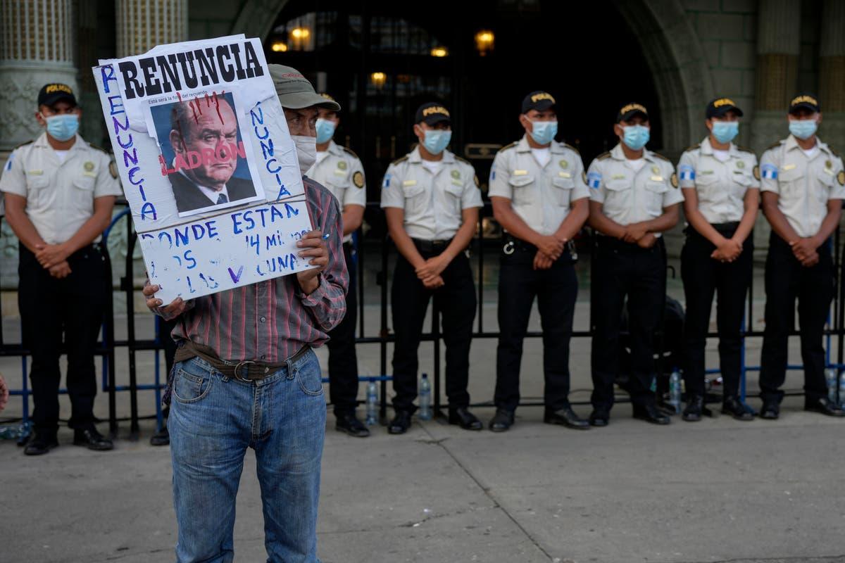 Concern rises over anti-corruption efforts in Guatemala