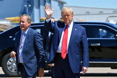 Trump spurns George P Bush to endorse under-indictment Ken Paxton for Texas attorney general