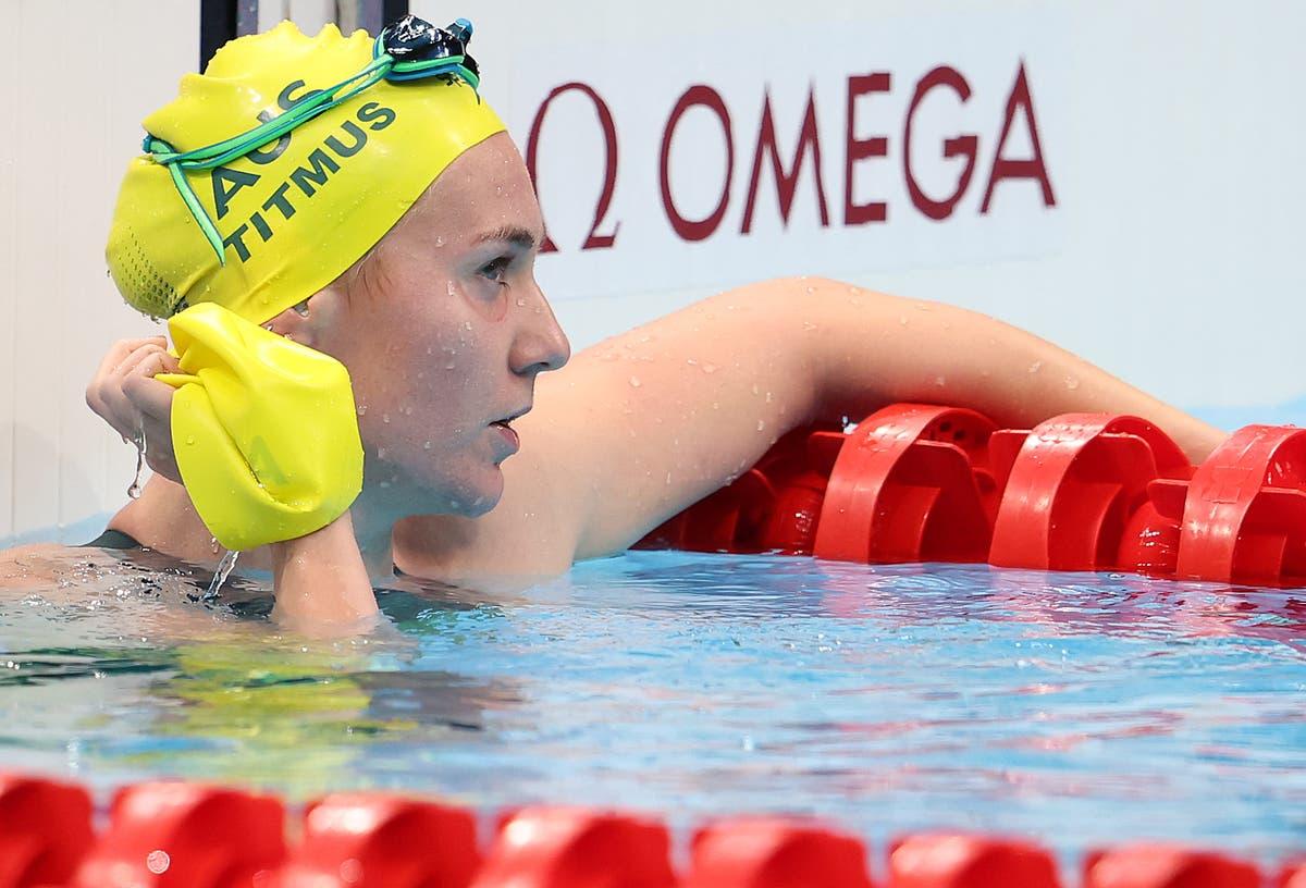 Voici la raison pour laquelle les nageurs olympiques portent deux bonnets dans la piscine