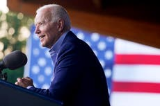 Biden's 1st visit to intel agency to contrast with Trump's