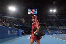 Naomi Osaka admits mental health break contributed to shock loss at Tokyo Olympics