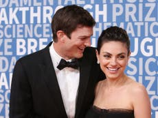 Mila Kunis and Ashton Kutcher only bathe their children when 'you can see the dirt on them'