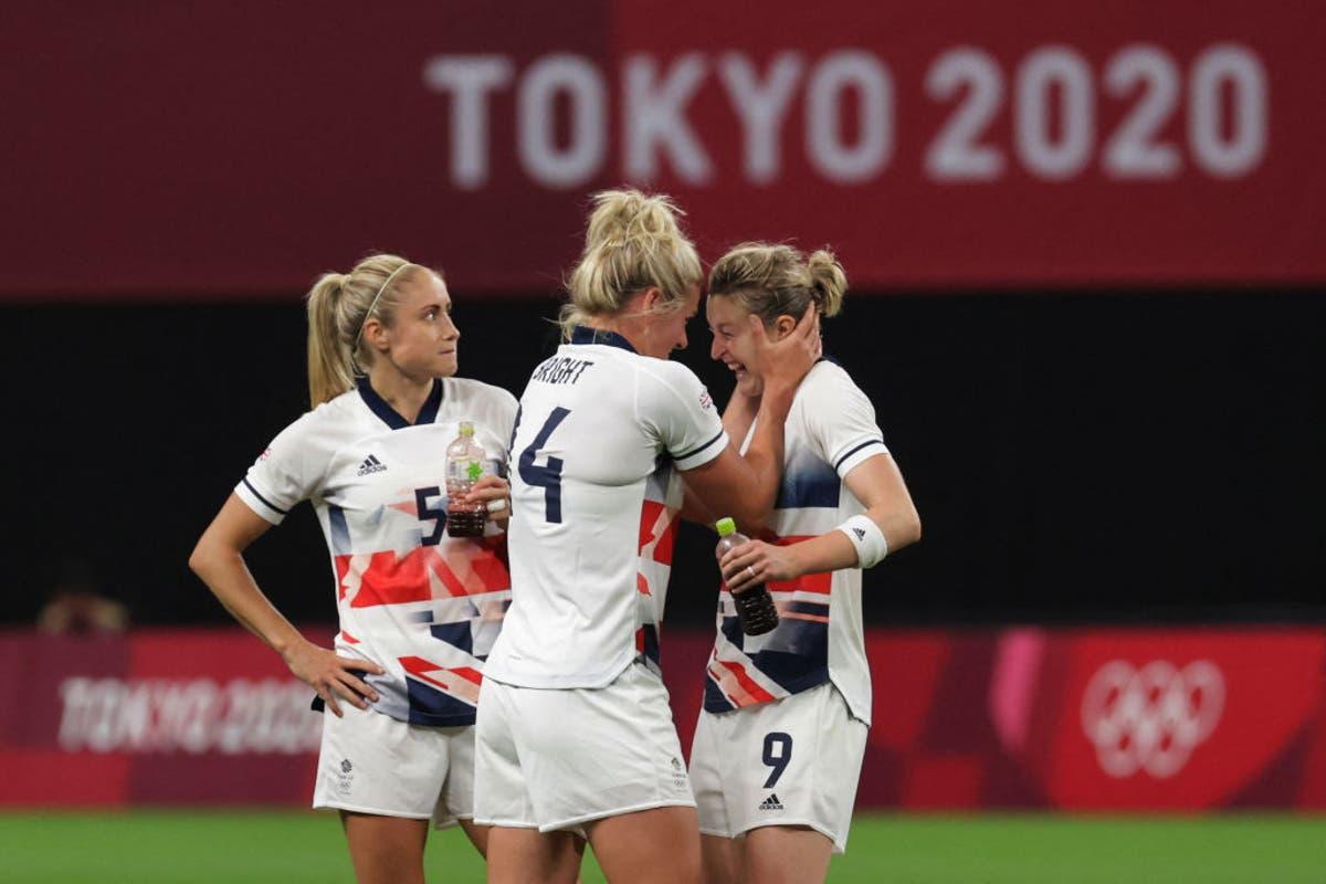 Canada vs Great Britain women's football - follow Tokyo Olympics live