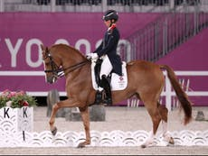 Dressage times today at Tokyo Olympics: Individual final schedule and how to watch Charlotte Dujardin