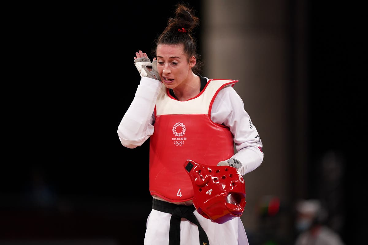 Late drama ends Bianca Walkden's hopes of gold medal in Tokyo