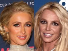Paris Hilton shares support for Britney Spears after new report on conservatorship