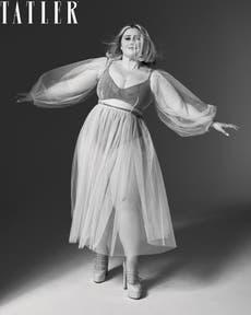 Boris Johnson's daughter Lara Johnson-Wheeler stars in body positive shapewear fashion shoot