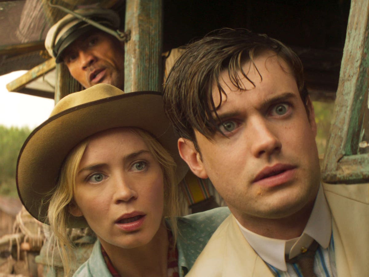 Jungle Cruise criticised over 'blink-and-you'll-miss-it' gay scene featuring Jack Whitehall