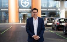 British entrepreneur 'sells everything' to make motorways electric-friendly