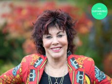 Ruby Wax interview: 我的可持续生活 - 'Be a b****** but don't then tell me you're all green'